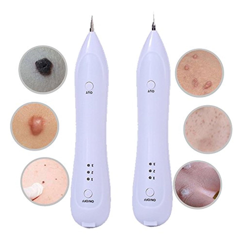 医薬品情熱きつくサロンホームビューティーケア用の電動顔いぼタグRemavalモグラダークスポットリムーバーそばかすの除去