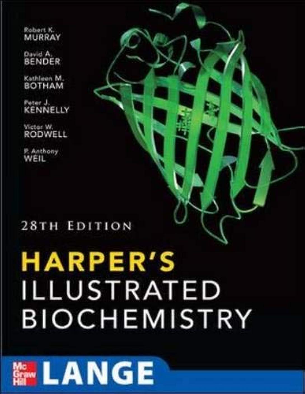 クレデンシャル豊富な男Harper's Illustrated Biochemistry, 28th Edition (LANGE Basic Science)