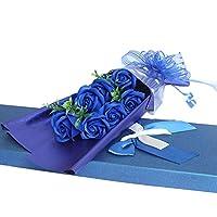RICHEE-NL ソープ ローズ 造花 ボックス バレンタイン ギフト
