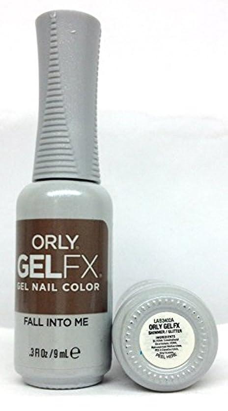 不快なオーバードローボーダーORLY GelFX - The New Neutral Collection - Fall Into Me - 9 ml / 0.3 oz