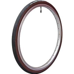 パナレーサー タイヤ ミニッツタフ PT [H/E 20X1.25] ブラック/ブラウンサイド8H20125-MNT2-T