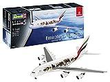 ドイツレベル 1/144 エアバス A380-800 ワイルドライフ プラモデル 03882