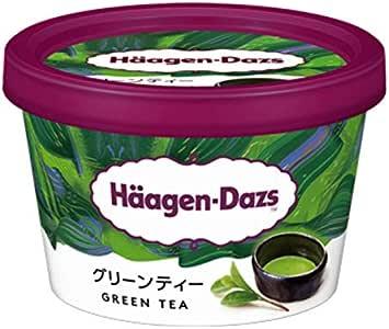 【ハーゲンダッツアイスクリーム】 ミニカップ グリーンティ 6個
