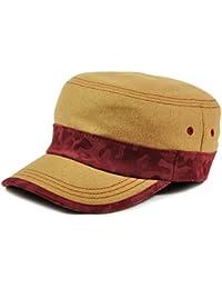(ルジョアル)LUJOAL GOLF WORK CAP 【高品質 帽子 ブランド 機能性 フラノ スポーツ キャップ】 ゴルフ ワーク キャップ