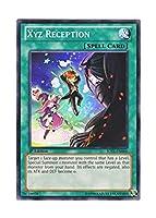 遊戯王 英語版 JOTL-EN060 Xyz Reception エクシーズ・レセプション (ノーマル) 1st Edition