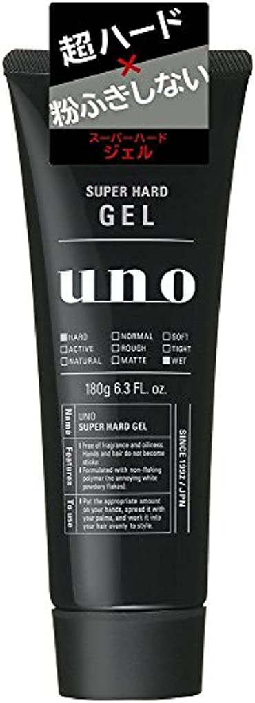 失速乳白色松ウーノ スーパーハードジェル 180g×5