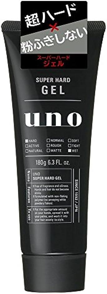 腐敗した効果的十一ウーノ スーパーハードジェル 180g×5