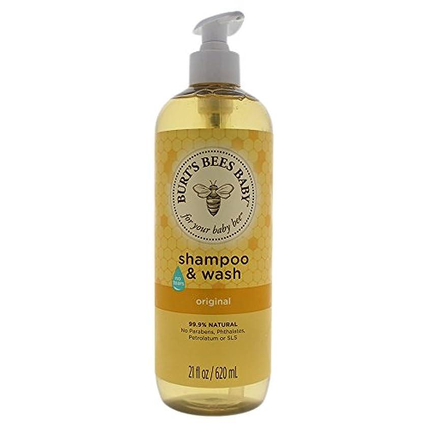 タウポ湖彼は破壊するBurt's Bees Baby Bee Shampoo and Body Wash - Scented - 21 oz by Burt's Bees