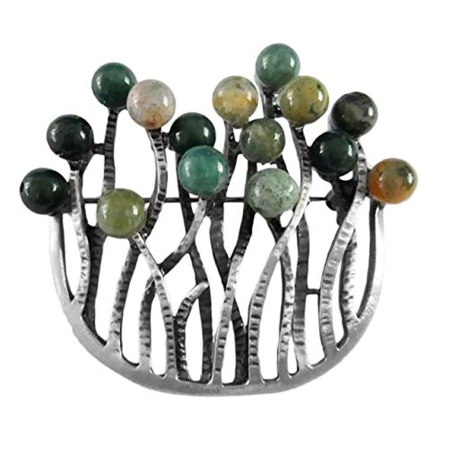 奨励モンキー環境に優しいDeeploveUU スタイリッシュなヴィンテージ高級人工真珠の花柄スカーフブローチレディースジュエリーパーティーウェディングアクセサリー用ギフト
