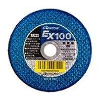 レジトン 切断砥石 EX150 青 金属 150×2.5×22(20) 10枚 1011500101
