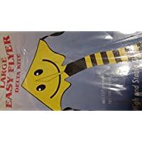 Large Delta Kite Smiley Face Easy Flyer