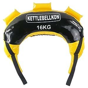 KETTLEBELLKON (ケトルベル魂) 【新タイプ】 ブルガリアンサンドバッグ (16KG)