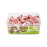 [Tuck Shop] タックショップDraculas歯120個の684グラム - Tuck Shop Draculas Teeth 120 Pieces 684g [並行輸入品]