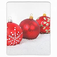 マウスパッド ホリデークリスマスの飾り ノートパソコン オフィス用 ゲーム用 (300*250*3mm)防塵 耐久性 滑り止め 耐用