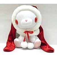 チャックスGP 汎用うさぎぬいぐるみ(第1回クリスマス商戦ねらいver.)汎用ホワイト単品