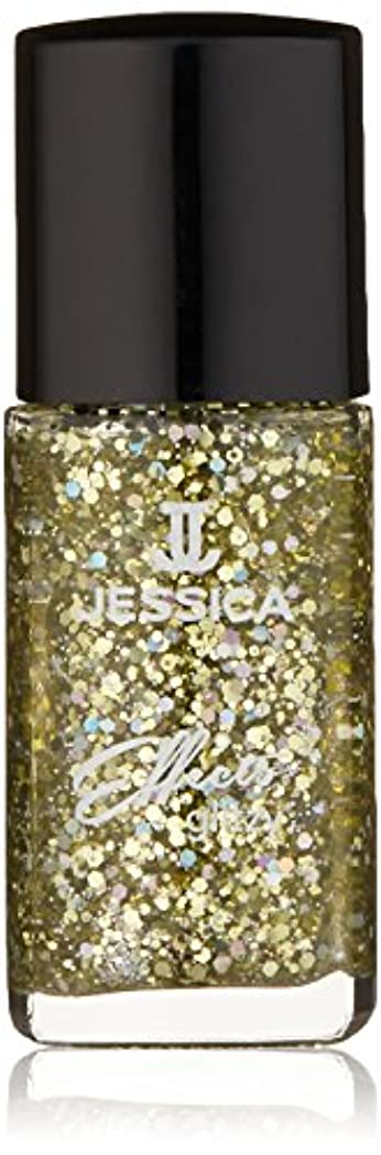 キャンパス兵隊本気Jessica Effects Nail Lacquer - Starstruck - 15ml / 0.5oz