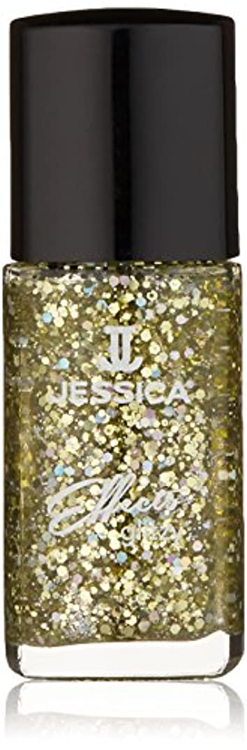 スマイル絡み合いキャップJessica Effects Nail Lacquer - Starstruck - 15ml / 0.5oz