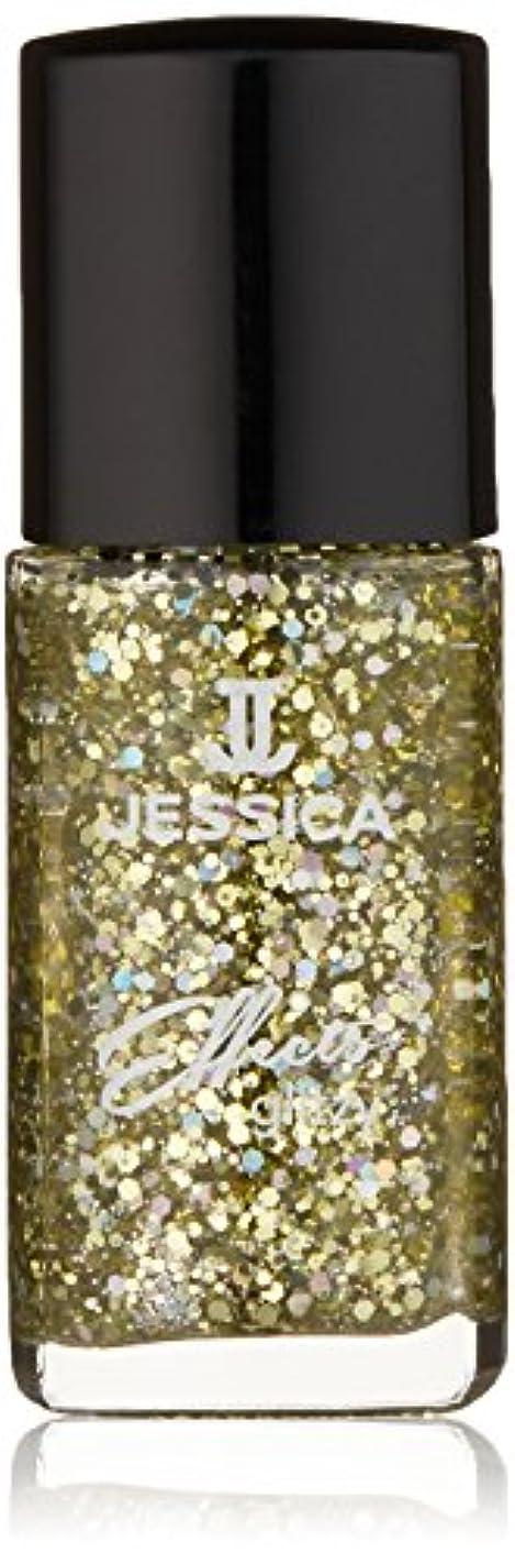 忠実に有名人一貫したJessica Effects Nail Lacquer - Starstruck - 15ml / 0.5oz