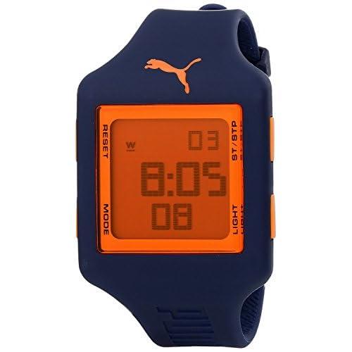"""[プーマ] PUMA 腕時計 Men's """"Slide"""" Sport Watch クォーツ PU910791009 [バンド調節工具&高級セーム革セット]【並行輸入品】"""