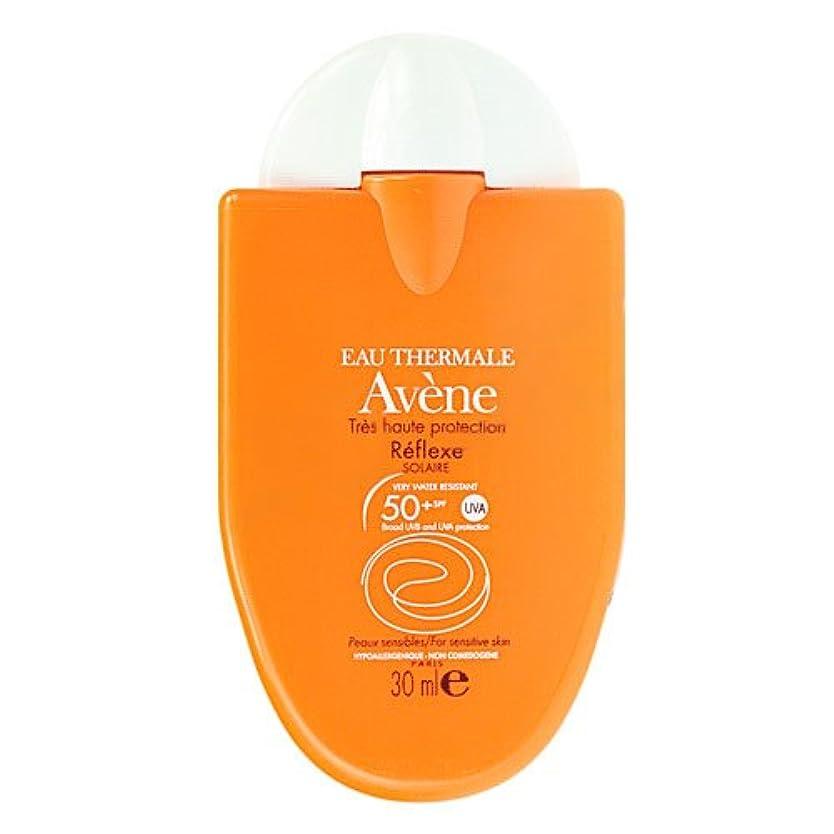 オーバーコート刈り取る和Avene Sunscreen Reflexe 50+ 30ml [並行輸入品]