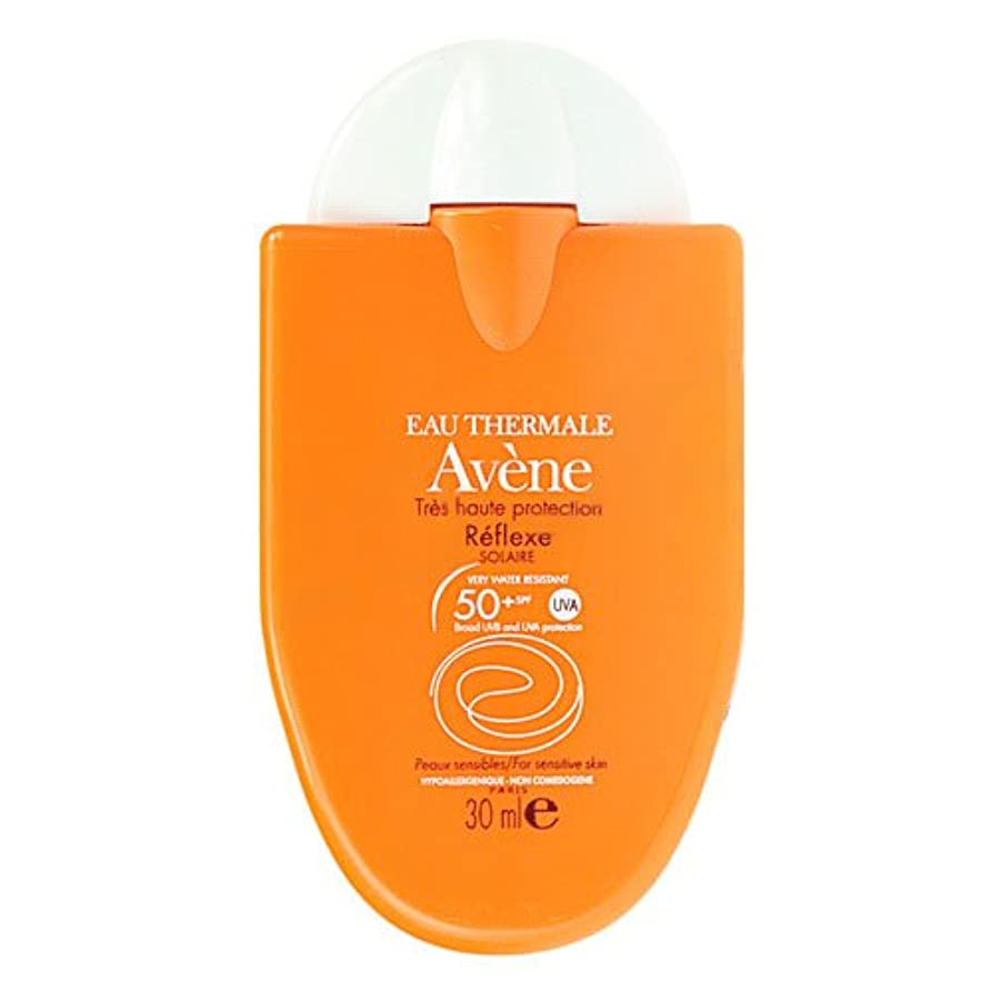 Avene Sunscreen Reflexe 50+ 30ml [並行輸入品]