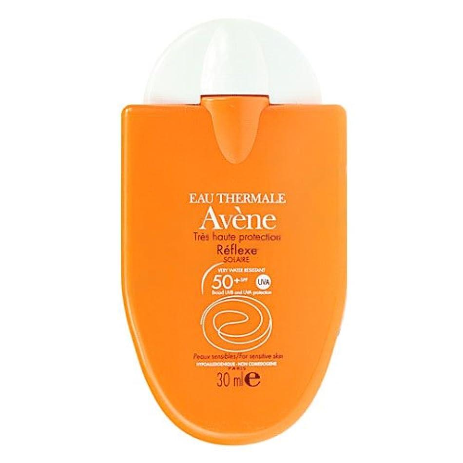 哲学者頭蓋骨アクセシブルAvene Sunscreen Reflexe 50+ 30ml [並行輸入品]
