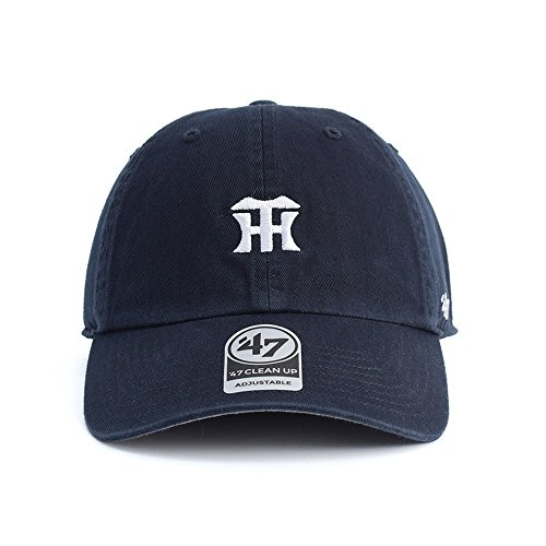 '47(フォーティーセブン) NPB Tigers Base Runner '47 CLEAN UP Navy