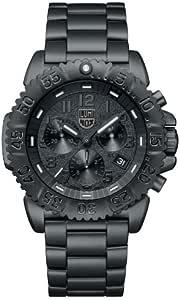 [ルミノックス] 腕時計 ネイビーシールズ 3182 BlackOut 正規輸入品 ブラック