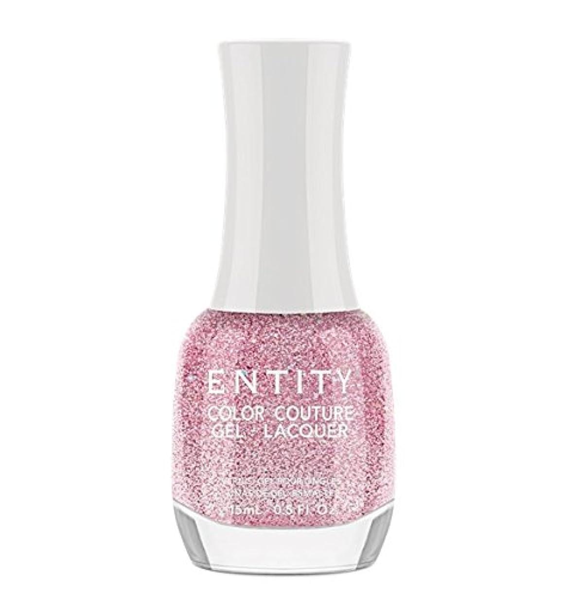 鬼ごっこ小道具強調Entity Color Couture Gel-Lacquer - Glitzerazzi - 15 ml/0.5 oz
