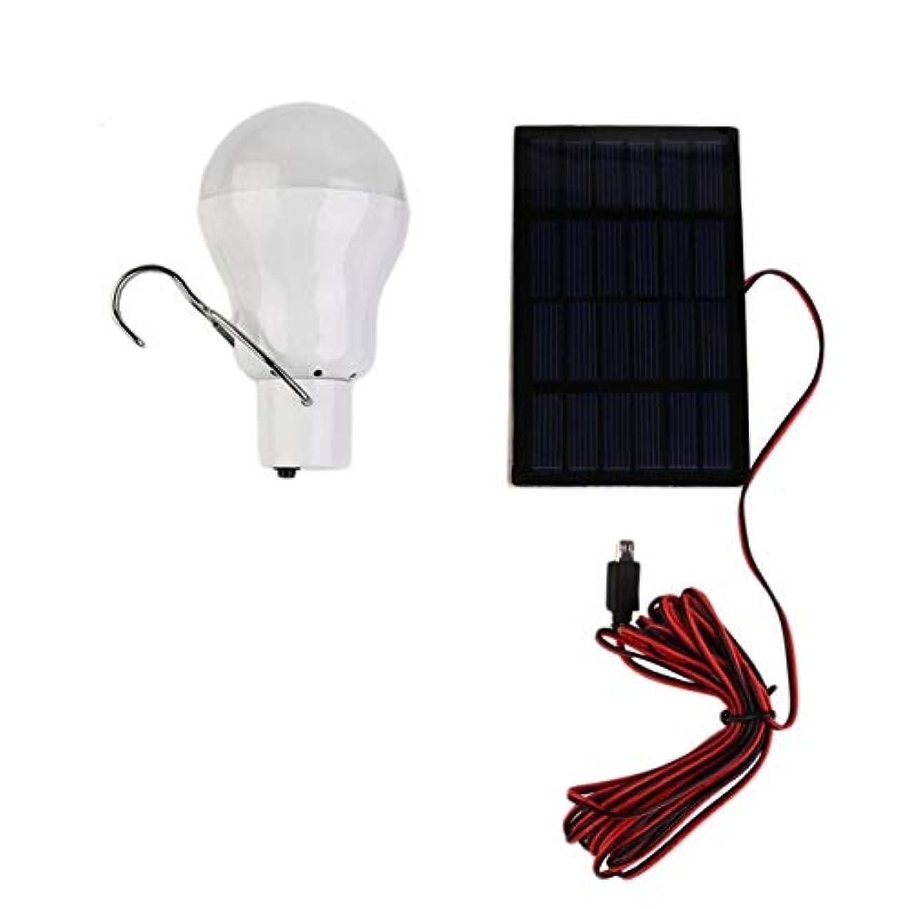 迅速合唱団チャペルDeeploveUU 15ワット150ポータブルソーラーパワーled電球ソーラーライト充電太陽エネルギーランプ屋外懐中電灯キャンプテント釣りライト