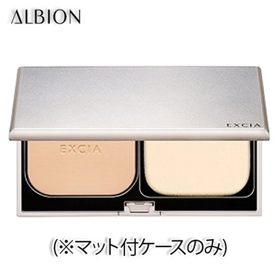商人ストレスの多い派手アルビオン エクシア AL ホワイトプレミアムパウダー ファンデーション SPF30 PA+++ 11g 6色 (マット付ケースのみ) -ALBION-