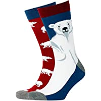 Men's Polar Bears Odd Socks
