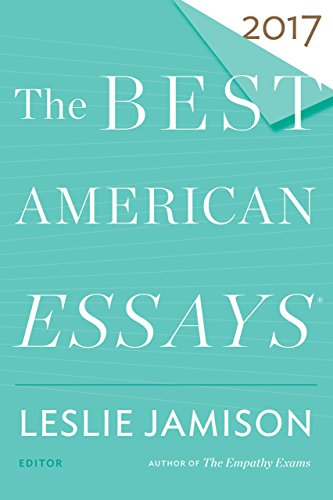 Amazon the best american essays 2017 the best american series
