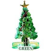 OTOGINO(オトギノ) マジッククリスマスツリー グリーン 12時間で育つ不思議なツリー  TR-11A-G