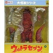 大怪獣シリーズ(R) ウルトラセブン編 「双頭怪獣パンドン」