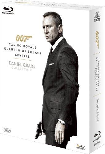 007/ダニエル・クレイグ・ブルーレイ・トリプル・コレクション (初回生産限定) [Blu-ray]の詳細を見る