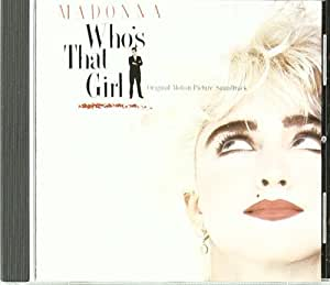 Who's That Girl by Madonna (1990-10-25)