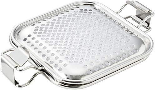 スマイル(SMILE) ホットサンドメーカー オーブントースター専用 お手軽 ホットサンドメーカー レシピブック付き SE802