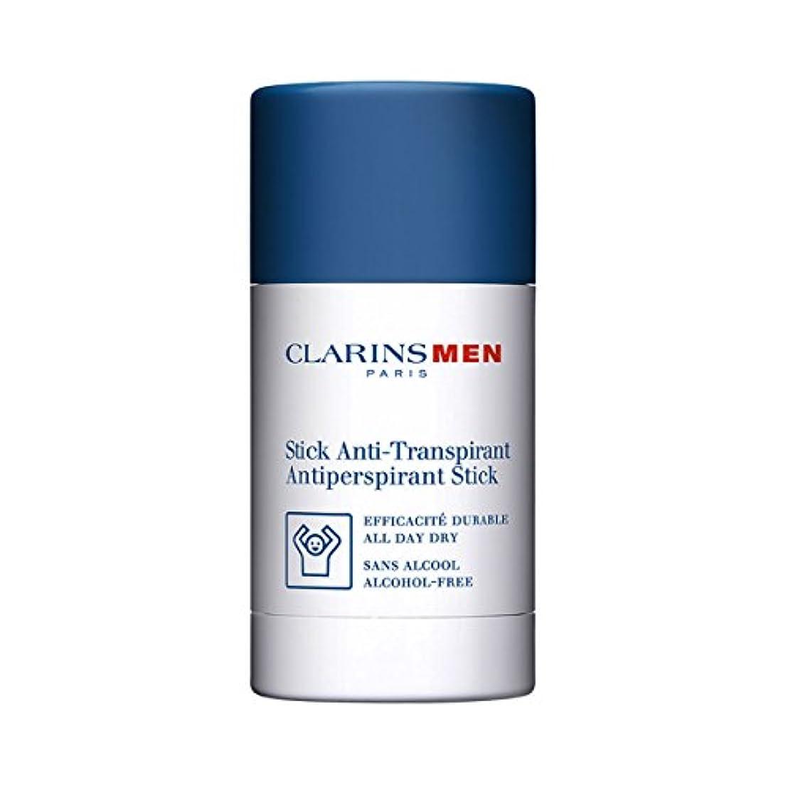 なぜ呼吸する放散するClarins Men Antiperspirant Stick 75gr [並行輸入品]