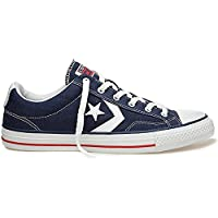 Converse Men's Star Player Shoes, Navy
