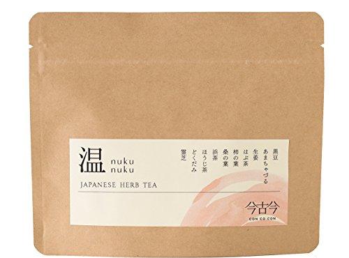 妊活 ハーブティー 今古今 「温 nuku nuku」2.5gTB×10個入 ◇ 和のハーブを調合した妊娠準備・妊活用ハーブティー