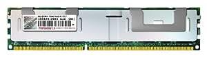 Transcend サーバー ワークステーション用メモリ PC3-8500 DDR3 1066 8GB 1.5V 240pin ECC Registered DIMM (無期限保証) TS1GKR72V1N