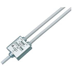 日本アンテナ 屋内用CS・BS対応2分配器 端子-入力端子間電流通過 DC専用 WDG-2L152