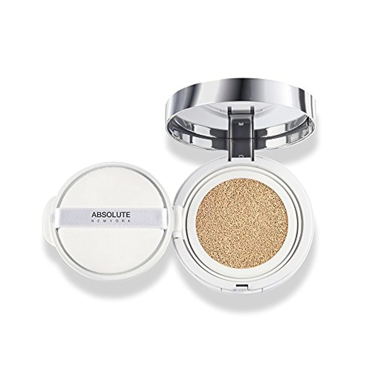 ほかに居間完了(3 Pack) Absolute HD Flawless Cushion Foundation - Fair (並行輸入品)