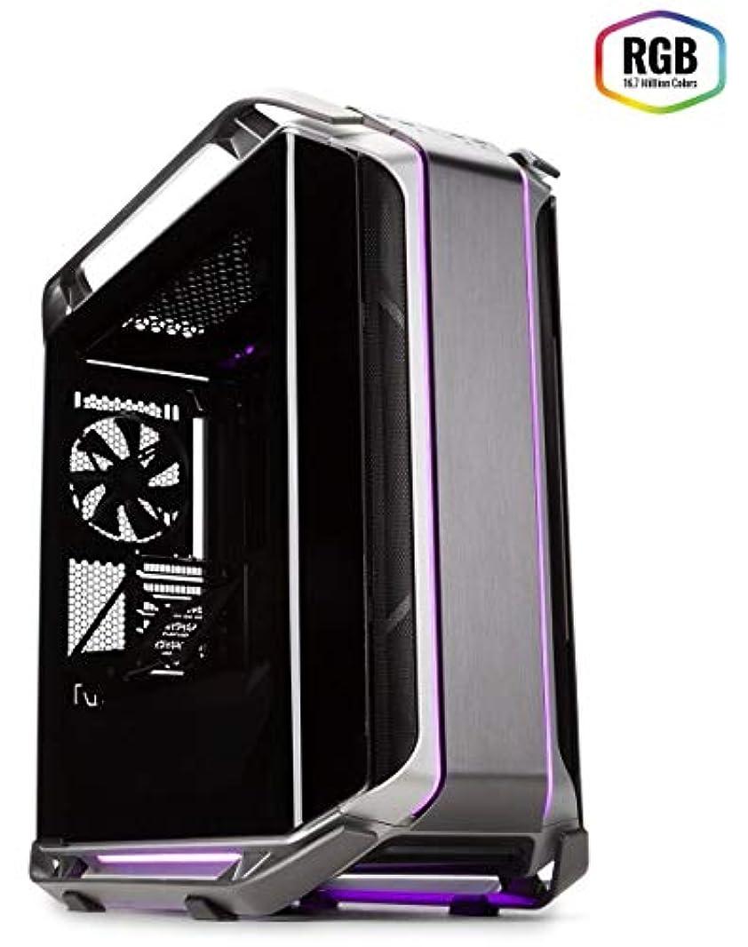 前投薬ジェットレコーダーCooler Master Cosmos C700M フルタワー型PCケース CS7496 MCC-C700M-MG5N-S00 ブラック