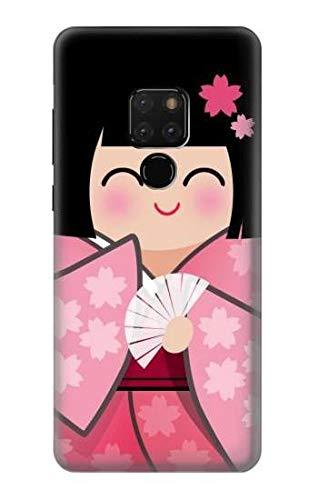 JP3042M20 雛人形 着物桜 Japan Girl H...