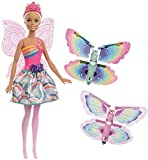 Barbie FRB08 Dreamtopia Flying Wings Fairy Doll
