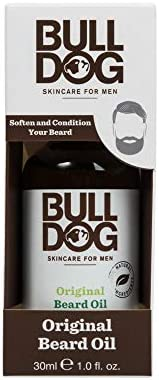 Bulldog Original Beard Oil, 30ml,