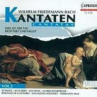 Cantatas 2 by W.F. Bach