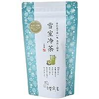 正香園 雪室冷茶 ティーバック 40g